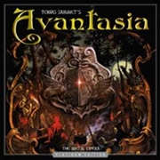 AVANTASIA - METAL OPERA (BLACK)