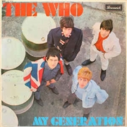 WHO - MY GENERATION (180GR)