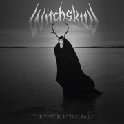 WITCHSKULL - (CLEAR/PINK) THE VAST ELECTRIC DARK