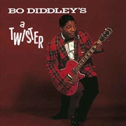 DIDDLEY, BO - BO DIDDLEY'S A TWISTER (180G)