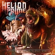 HELION PRIME - TERROR OF THE CYBERNETIC SPACE MONSTER