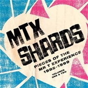 MR. T EXPERIENCE - SHARDS, VOL. 1 & 2 (2CD)