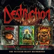 DESTRUCTION - THE NUCLEAR BLAST RECORDINGS (3CD)
