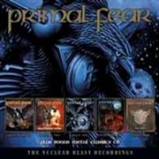 PRIMAL FEAR - THE NUCLEAR BLAST RECORDINGS (6CD)