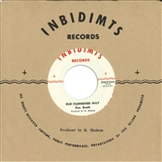 BOOTHE, KEN/EARL BAILEY - OLD FASHIONED WAY/MOON ROCK