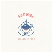 SADGIRL - BREAKFAST FOR 2 (BLACK)