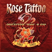 ROSE TATTOO - SCARRED FOR LIFE 1980-1982 (5CD)