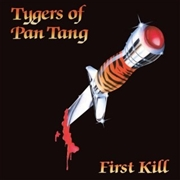 TYGERS OF PAN TANG - FIRST KILL (BLACK)