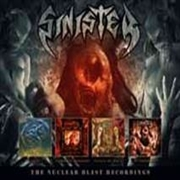 SINISTER - THE NUCLEAR BLAST RECORDINGS (4CD)