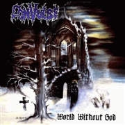 CONVULSE - (BLUE) WORLD WITHOUT GOD (2LP)