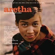 FRANKLIN, ARETHA -WITH THE RAY BRYANT COMBO- - ARETHA (GER)