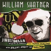 SHATNER, WILLIAM - JINGLE BELLS (PUNK ROCK VERSION)/SILENT NIGHT