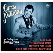 JOHNSON, CURTIS -FT. LENNY BREAU- - BABY, BABY