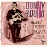 YOUNG, DONNY - SHAKIN' THE BLUES