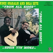 GUARALDI, VINCE -& BOLA SETE- - FROM ALL SIDES