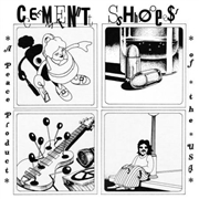 CEMENT SHOES - A PEACE PRODUCT OF THE USA