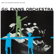 EVANS, GIL -ORCHESTRA- - GREAT JAZZ STANDARDS