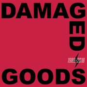 VARIOUS - DAMAGED GOODS 1988-2018 (2LP)