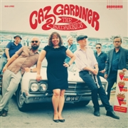 GARDINER, CAZ -& THE BADASONICS- - CAZ GARDINER & THE BADASONICS