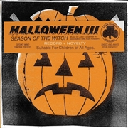 CARPENTER, JOHN -& ALAN HOWARTH- - HALLOWEEN III - SEASON OF THE WITCH O.S.T.
