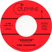 IKEBE SHAKEDOWN - (BLACK) ASSASSIN/VIEW FROM ABOVE