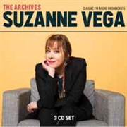 VEGA, SUZANNE - ARCHIVES (3CD)