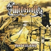 METALIAN - WASTELAND (BLACK)