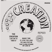 CREATION (UK) - LIVE ON TV 1966-67
