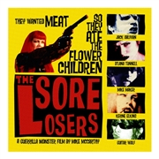 VARIOUS - SORE LOSERS O.S.T. (2LP)