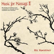 KAESTNER, RIC - (CLEAR) MUSIC FOR MASSAGE II (2LP)
