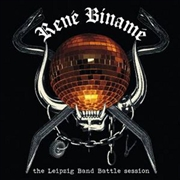 RENÉ BINAMÉ - LEIPZIG BAND BATTLE SESSION