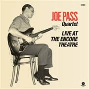 PASS, JOE -QUARTET- - LIVE AT THE ENCORE THEATRE