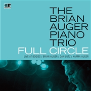 AUGER, BRIAN -PIANO TRIO- - FULL CIRCLE - LIVE AT BOGIE'S
