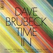 BRUBECK, DAVE - TIME IN