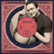 "CASH, JOHNNY - ORIGINAL U.S. EP COLLECTION NO. 2 (10"")"
