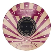 "PRESLEY, ELVIS - ORIGINAL EP COLLECTION, VOL. 4 (10"")"