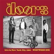 DOORS - LIVE IN NEW YORK CITY 1969: WESTWOOD ONE BROADCAST