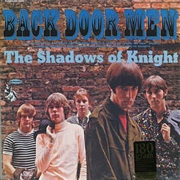 SHADOWS OF KNIGHT - BACK DOOR MEN (BLUE)