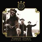 PUNGENT STENCH - MASTERS OF MORAL - SERVANTS OF SIN