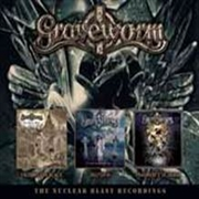 GRAVEWORM - THE NUCLEAR BLAST RECORDINGS (3CD)
