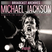 JACKSON, MICHAEL - BROADCAST ARCHIVES (4CD)