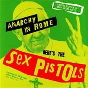 SEX PISTOLS - ANARCHY IN ROME (STANDARD)