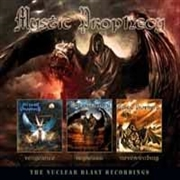MYSTIC PROPHECY - THE NUCLEAR BLAST RECORDINGS (3CD)