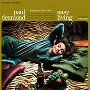 DESMOND, PAUL - EASY LIVING