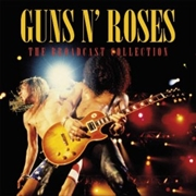 GUNS N' ROSES - BROADCAST COLLECTION (4LP)