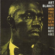 BLAKEY, ART -& THE JAZZ MESSENGERS- - MOANIN'