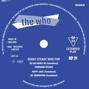 WHO - READY STEADY WHO FIVE