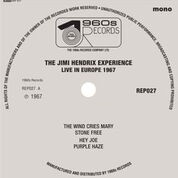 HENDRIX, JIMI -EXPERIENCE- - LIVE IN EUROPE