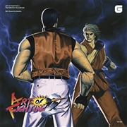 SNK NEO SOUND ORCHESTRA - ART OF FIGHTING, VOL.2 O.S.T. (2LP)