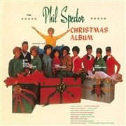 SPECTOR, PHIL - (BLACK) PHIL SPECTOR CHRISTMAS ALBUM